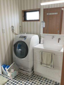 洗面室リフォーム,町田市