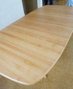 ダイニングテーブル塗装直し,町田市