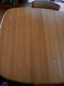 テーブル天板塗り直し,町田市