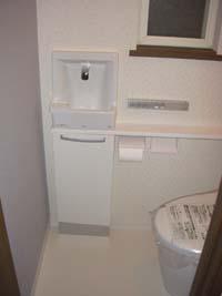 TOTO手洗い器,町田市リフォーム