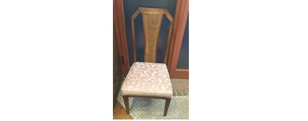 椅子の張替え,玉川学園